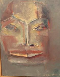 Dempsey Bob Mask #1 by Edward Epp