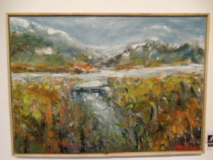 The River by Marek Waskiewicsz