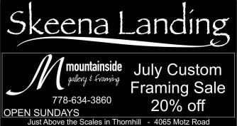 MountainSide Gallery July Sale 2015