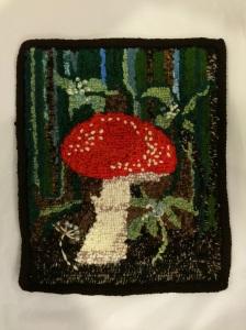Mushroom by Karin Groth $120