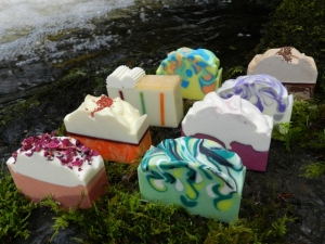 Tree Frog Soaps