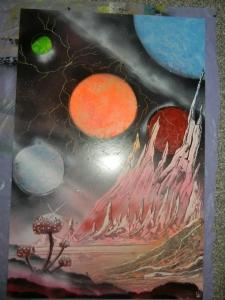 Planets by Matthew Daratha