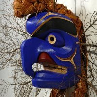 Thunder Spirit Mask by Latham Mack