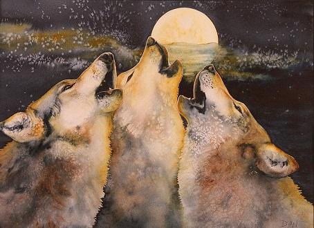 Chorus  by Dyan Myhr