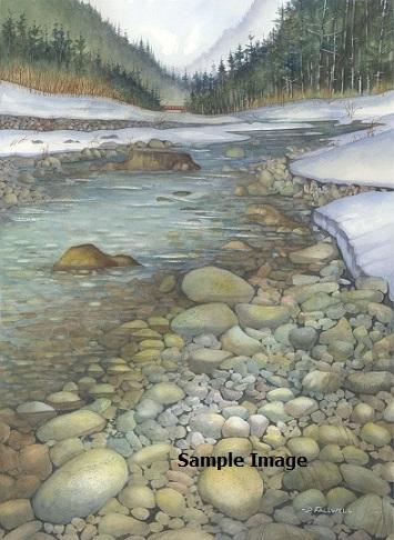 Rocky River by Dan Fallwellsm