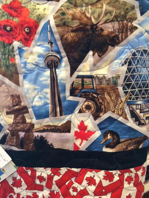Canada 150 by Pearl Lennox