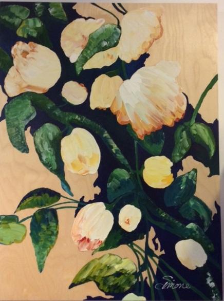 Tumbling Vine by Simone Klein