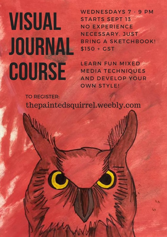 Visual Journal Course