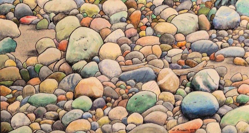 Beach Stones sm