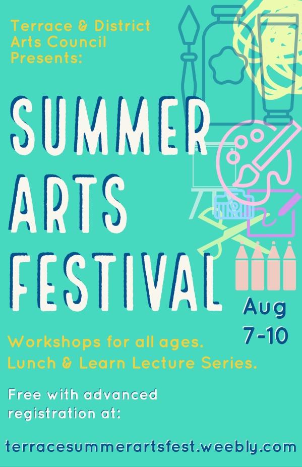 SummerArtsFest_Poster2018