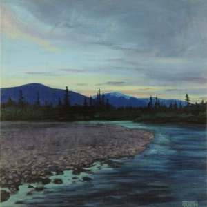 Kitimat Sunrise by Cameron Scarth