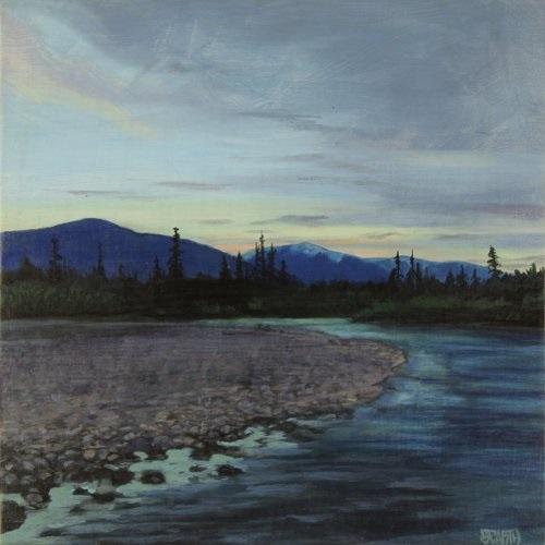Kitimat Sunrise by Cameron Scarth