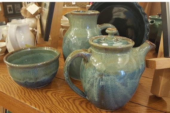 Jo Kilback Pottery